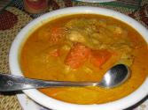 Chicken Curry Soup (somlor Curry Siche Moan) 